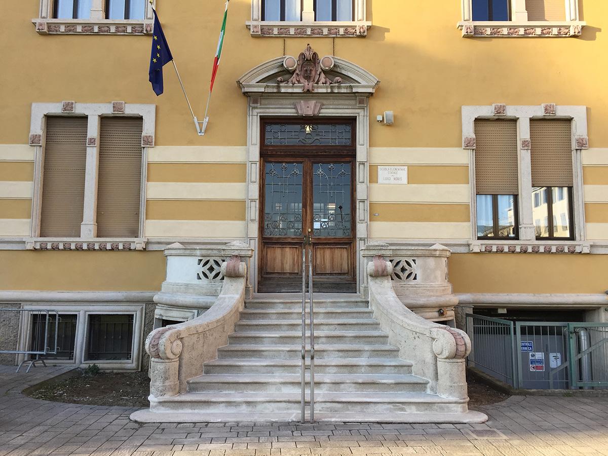 Perico-Renato-Alzano Lombardo (BG) - Scuola Noris - Restauro 2