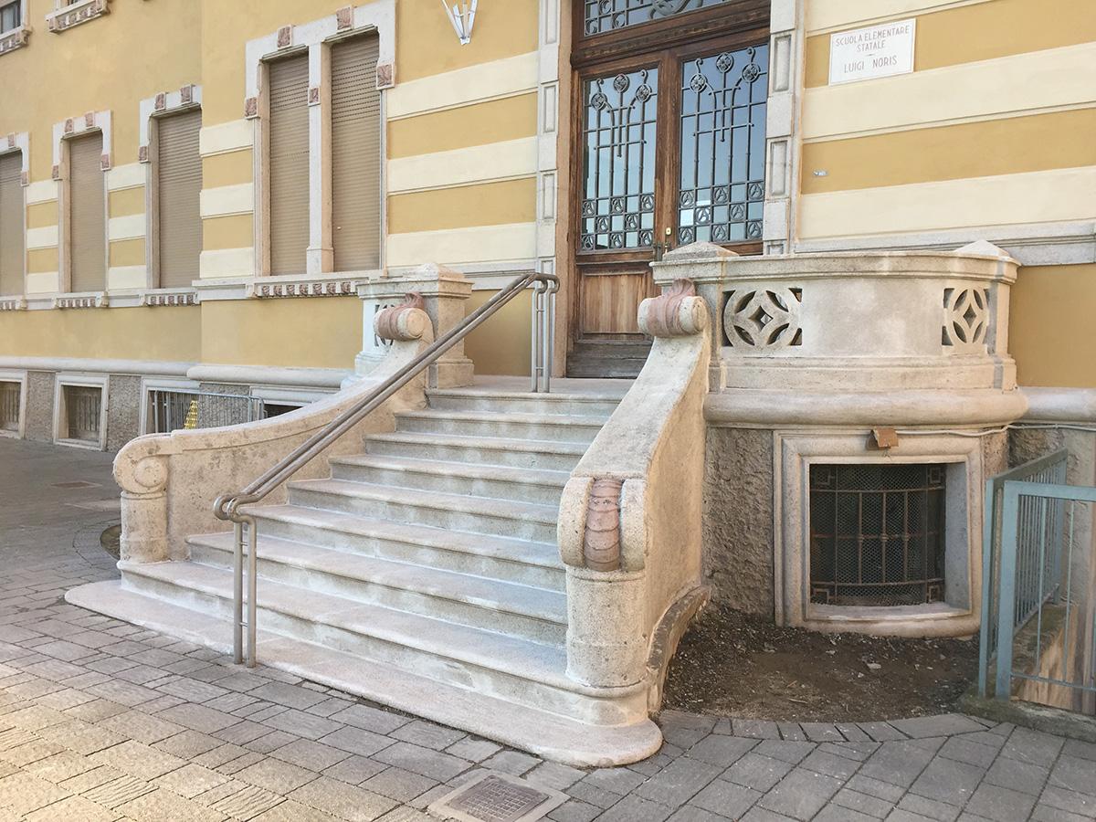 Perico-Renato-Alzano Lombardo (BG) - Scuola Noris - Restauro 3