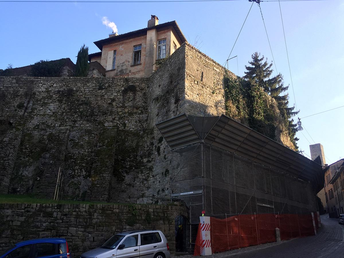 Perico-Renato-Bergamo, Città Alta - Bastione San Lorenzo 1