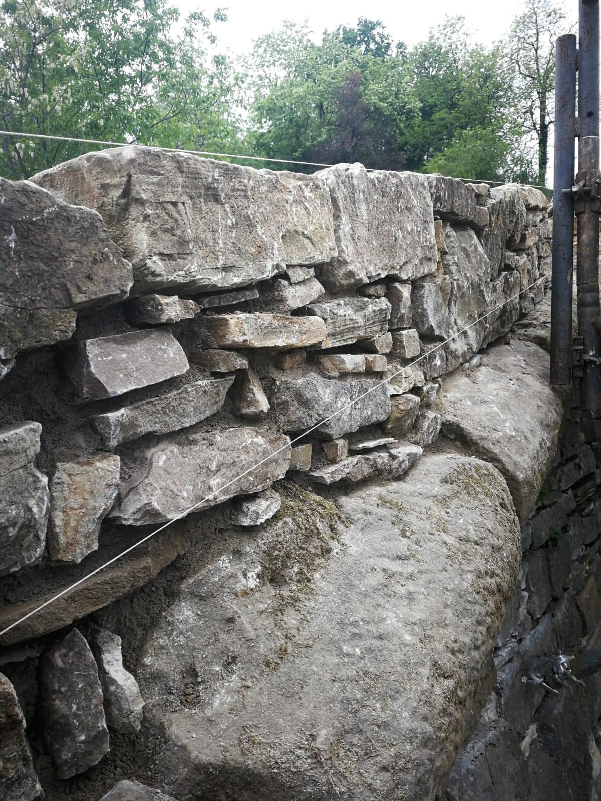 Perico-Renato-Bergamo, Città Alta - Mura venete - Restauro 13