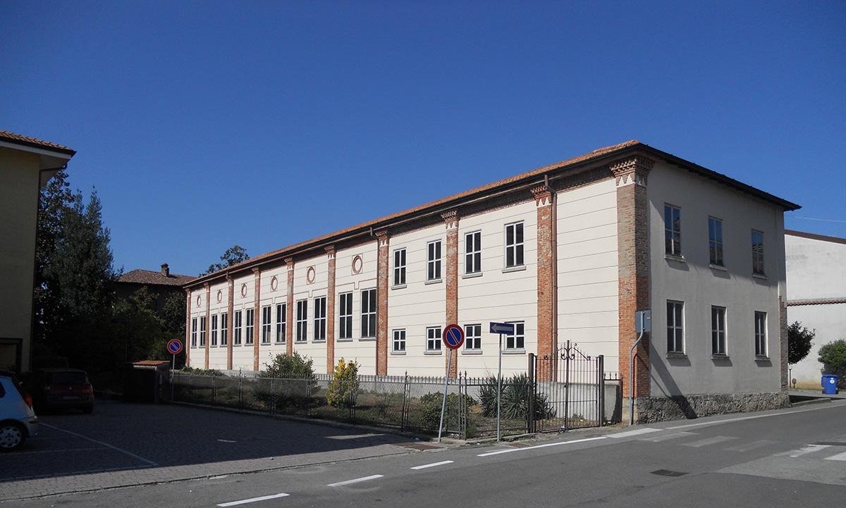 Perico-Renato-Grezzago (MI) - Biblioteca - Risanamento 5