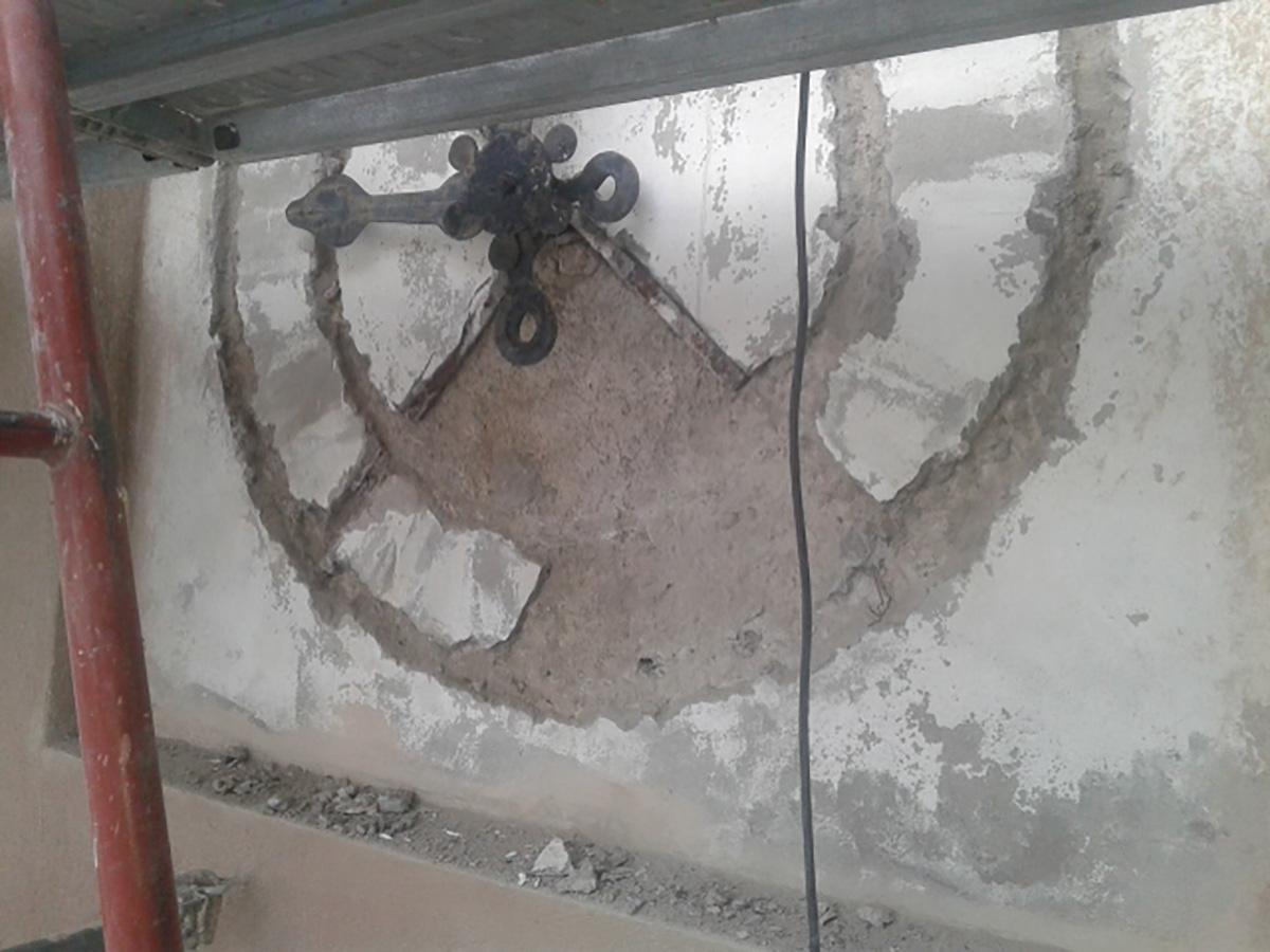 Perico-Renato-Valnegra (BG) - Campanile - Consolidamento e restauro 14