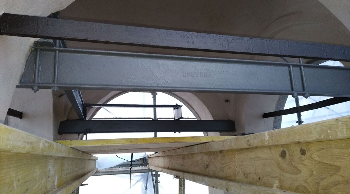 Perico-Renato-Valnegra (BG) - Campanile - Consolidamento e restauro 16