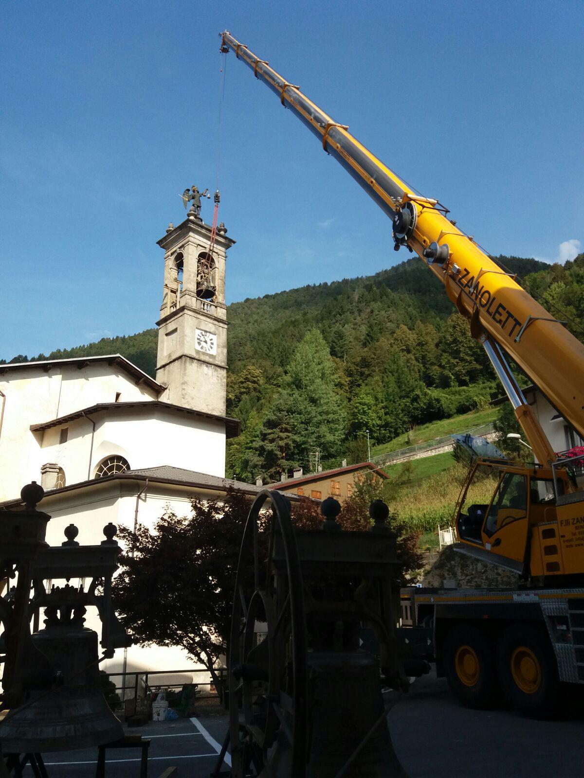 Perico-Renato-Valnegra (BG) - Campanile - Consolidamento e restauro 3