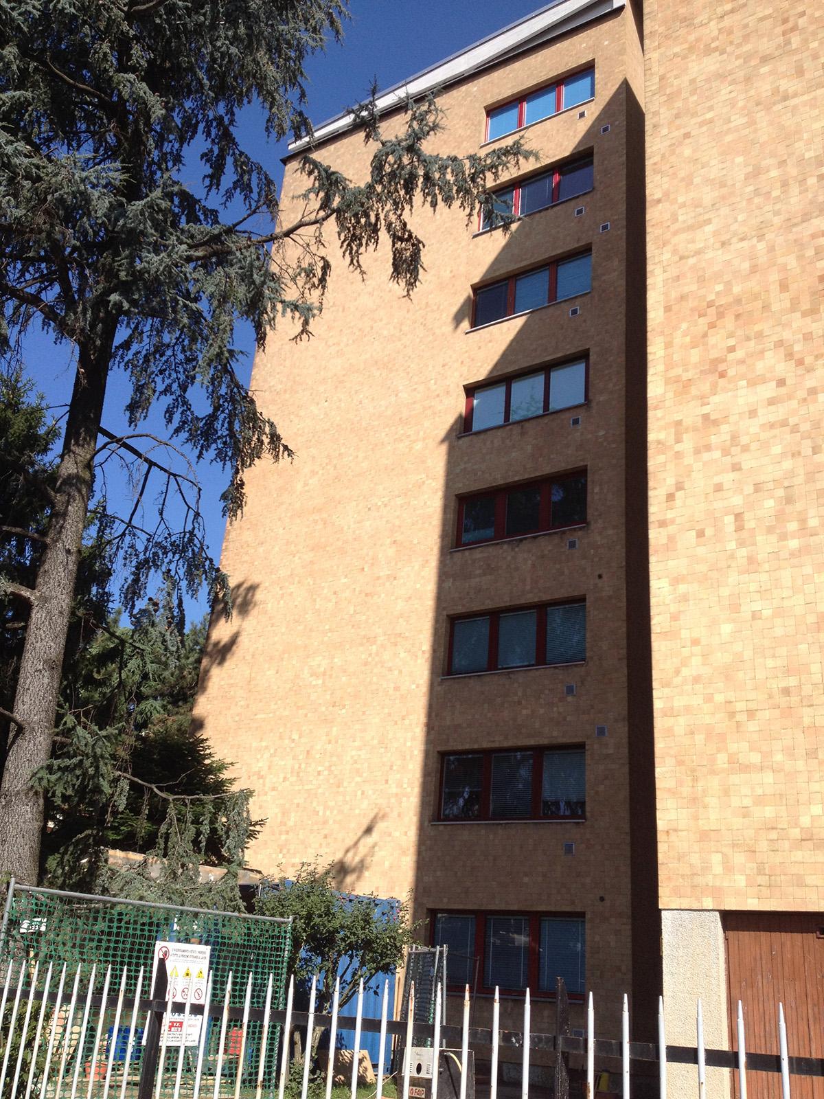 Perico-Renato-Bergamo - Condominio Edildalmine - Risanamento facciate 4